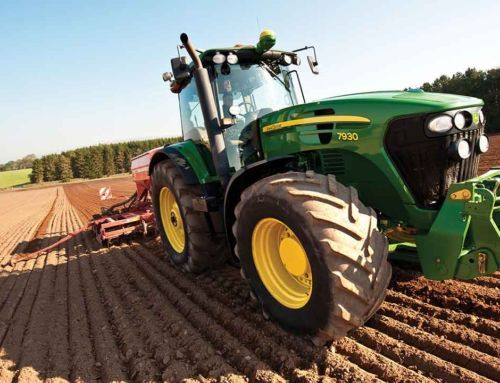 Tipos de neumáticos agrícolas